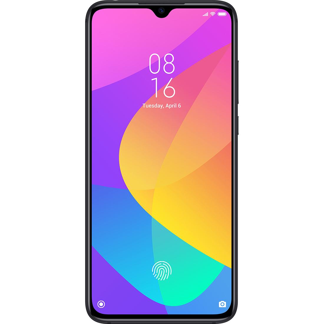 """smartfon Xiaomi Mi 9 Lite 6,39"""" 6/64GB biały ( AMOLED FHD+, czytnik linii papilarnych w ekranie, NFC, dual SIM, 4030 mAh )"""