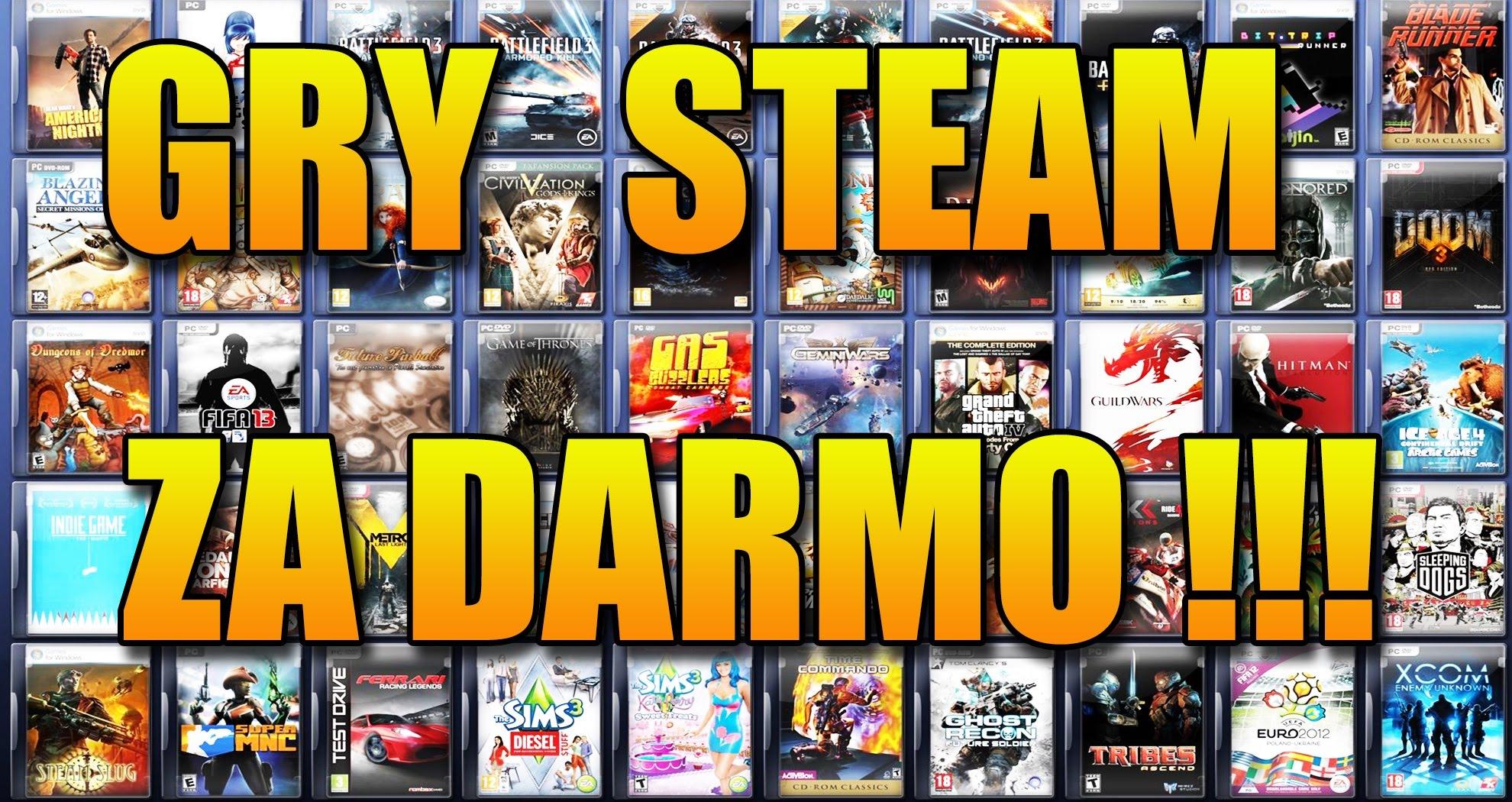 Gry -> Freebie oraz BARRIER X za darmo @Steam