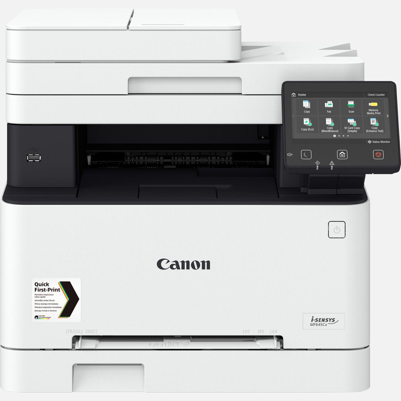 Laserowa drukarka kolorowa 4 w 1 Canon i-SENSYS MF645Cx (urządzenie wielofunkcyjne)