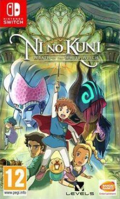 Ni no Kuni Wrath of the White Witch taniej w sklepie Ultima (Nintendo Switch)