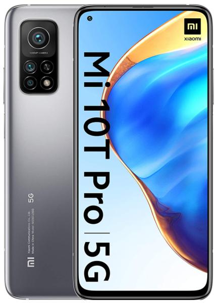 Xiaomi Mi 10 T Pro 8/128 GB srebrny