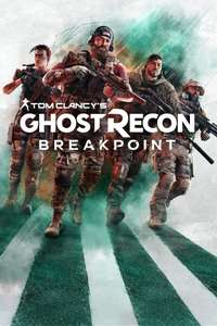 Tom Clancy's Ghost Recon: Breakpoint Gra XBOX ONE (Kompatybilna z Xbox Series X)