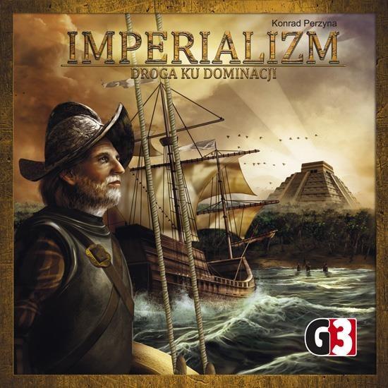 Gra planszowa - Imperializm: Droga ku dominacji (BGG 6.4)