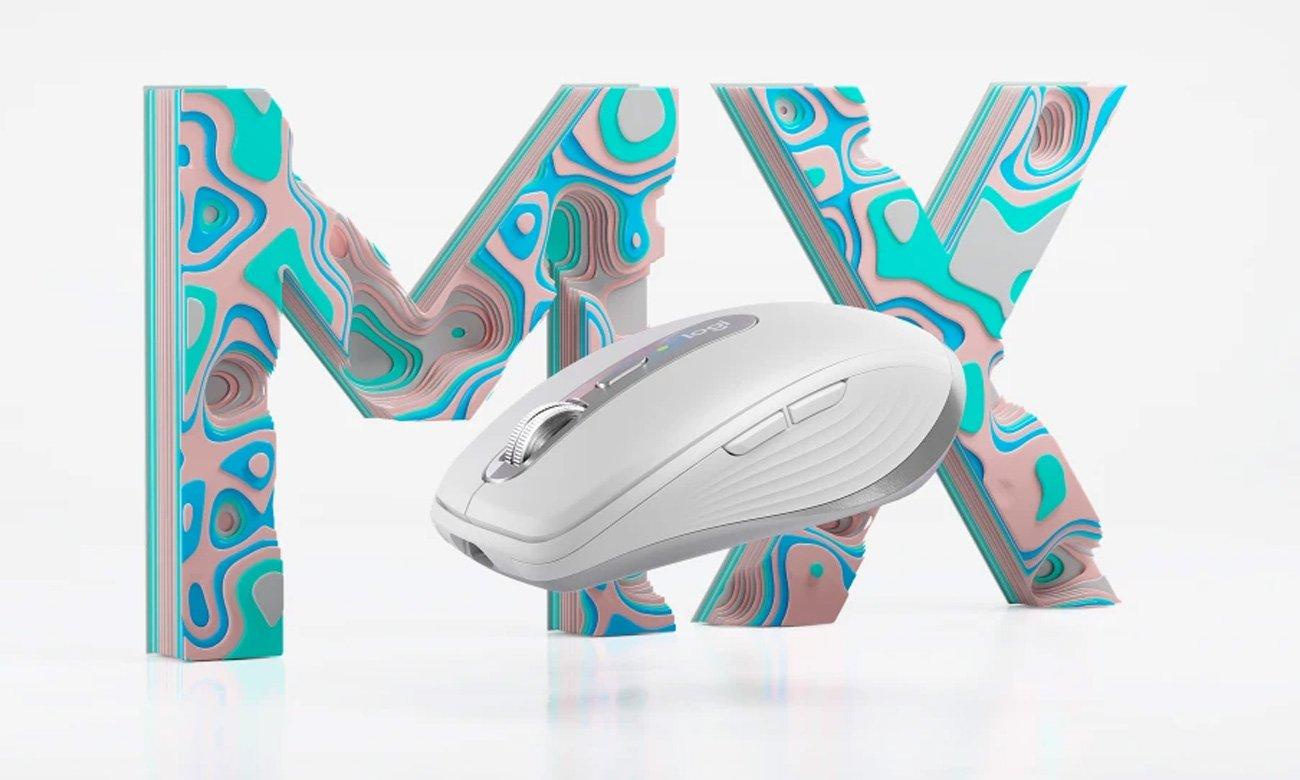 Myszka Logitech MX Anywhere 3 for Mac Space Gray