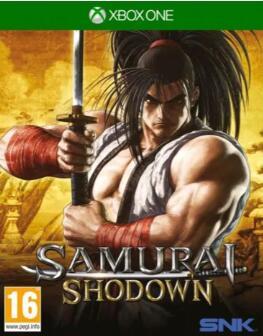 Gra Xbox One Samurai Shodown