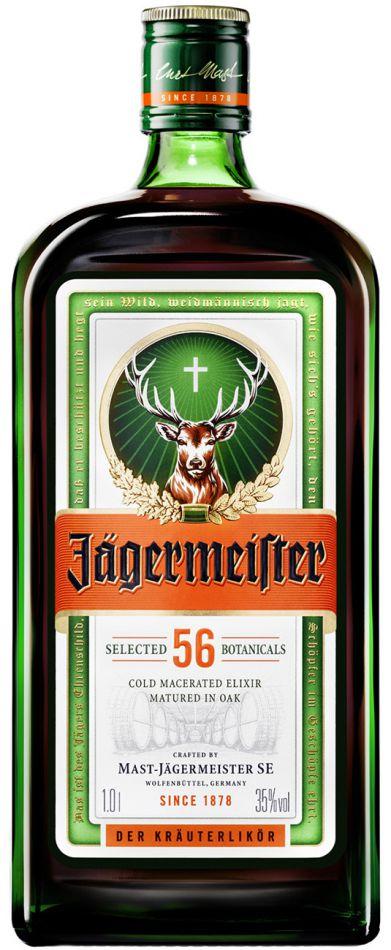 Jägermeister 1l - @Tesco