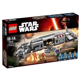 [Tesco - ezakupy] LEGO Star Wars Transporter Ruchu Oporu za 149,99 zł
