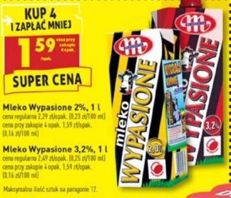 Mleko Wypasione @Biedronka