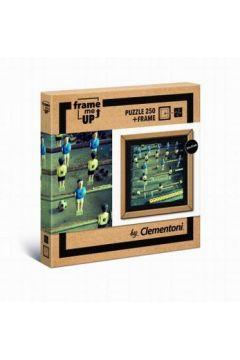 Clementoni Puzzle 250el Frame me up Piłkarzyki