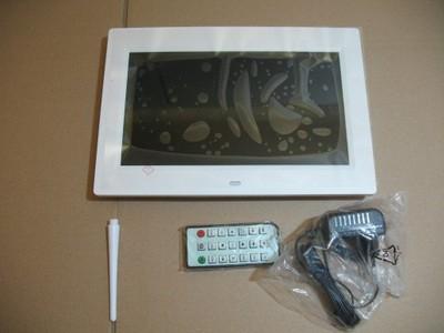 RAMKA CYFROWA HD 10.1' SD FILMY MP3 PILOT  -=HDMI=-