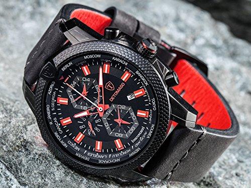 zegarek Discoverer (werk SEIKO)