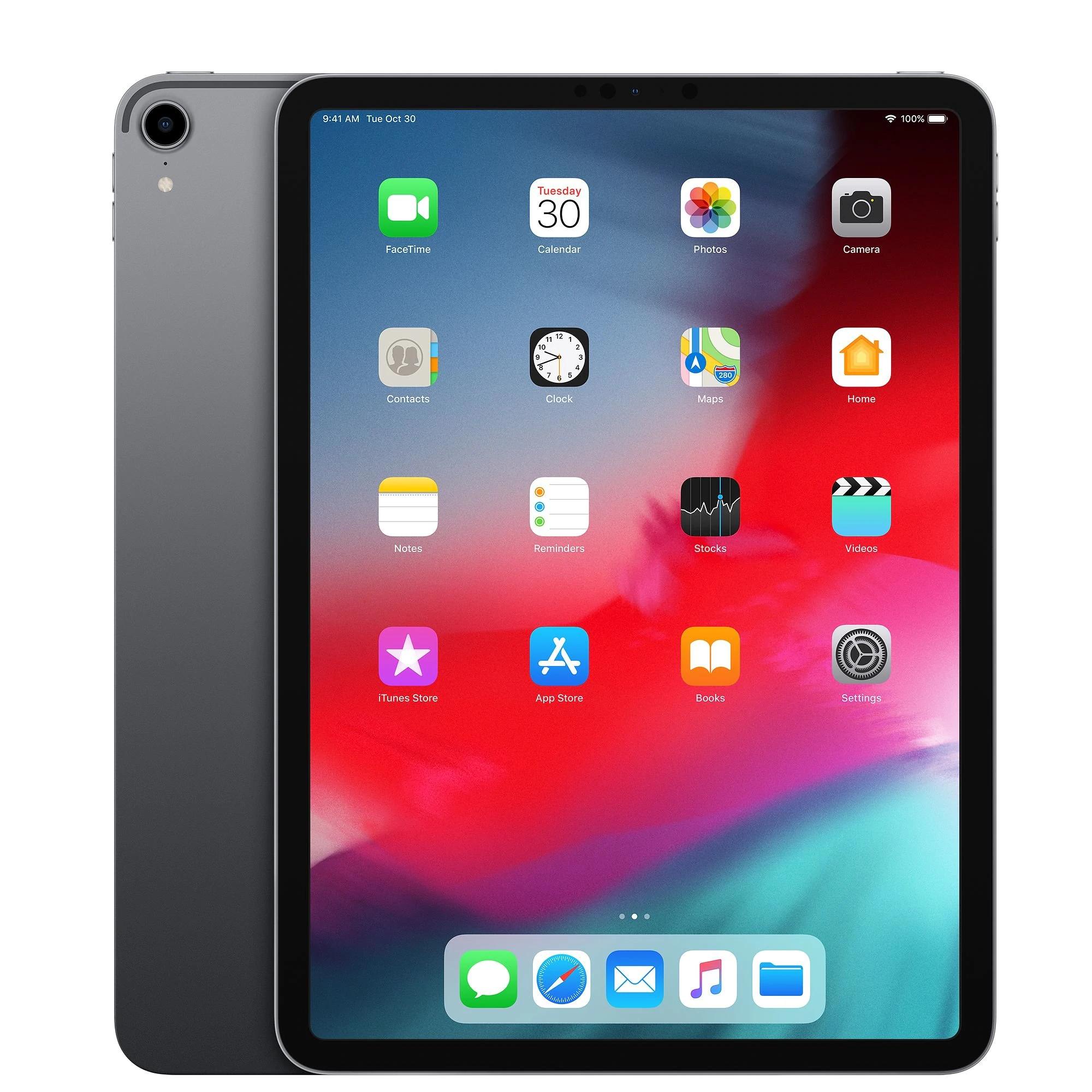 iPad Apple Pro 11 Wi-Fi + Cellular 64GB - Gwiezdna szarość