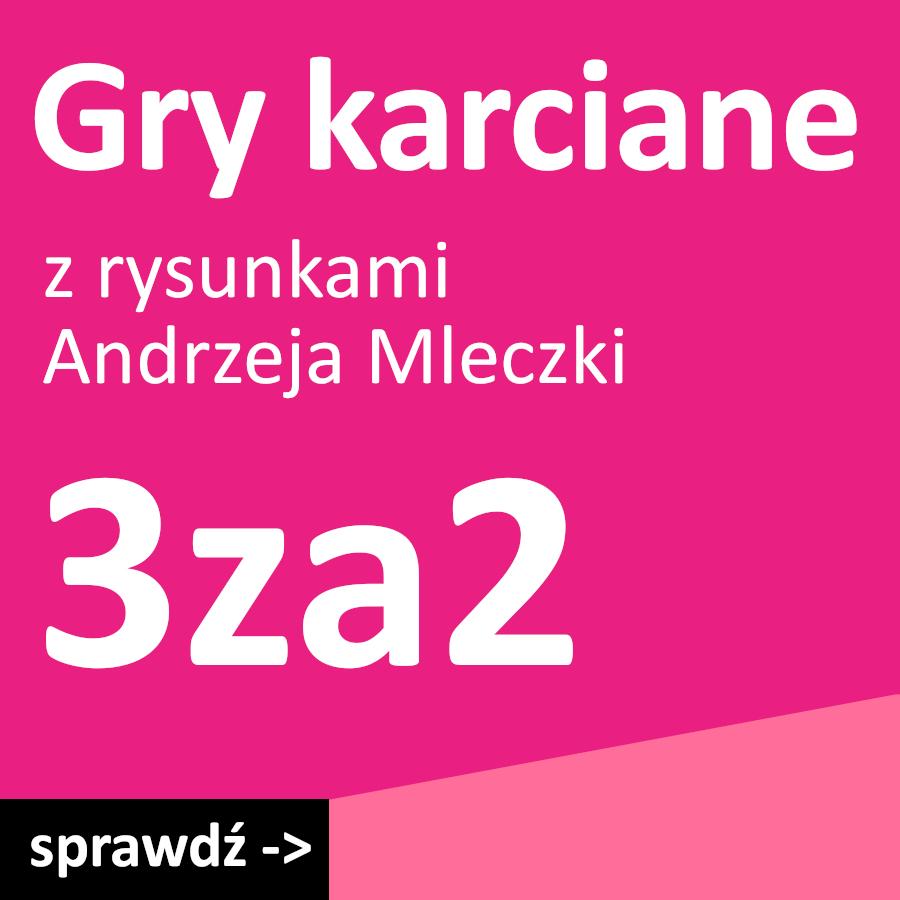 Gry karciane - Pakiet 3 gier za 47zł / Wydawnictwo MDR @Empik