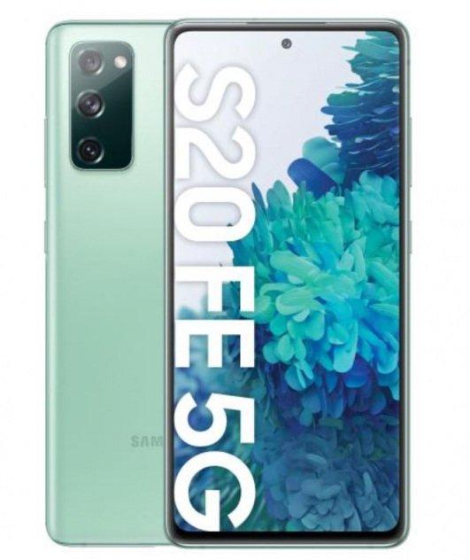 Samsung Galaxy S20 FE 5G SM-G781 6/128GB Cloud Mint