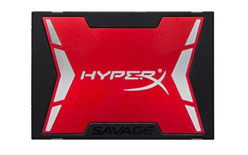 SSD Kingston HyperX SAVAGE 480GB @ Amazon DE