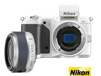 Aparat fotograficzny Nikon 1 v2 + obiektyw 11-27.5mm @ iBOOD