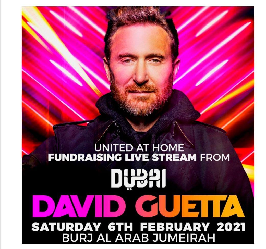 Koncert David Guetta - LIVE STREAM za darmo 06.02