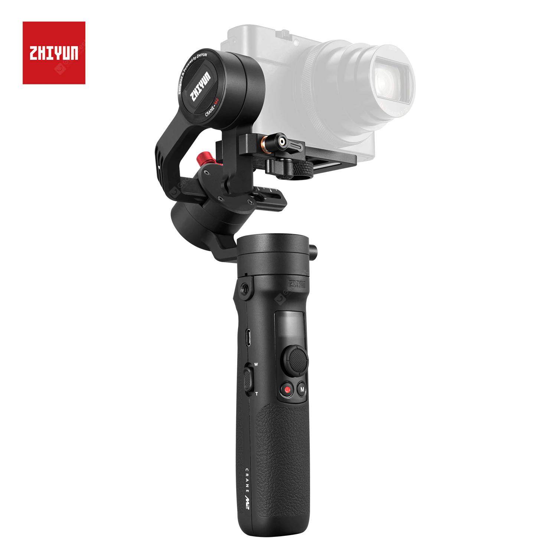 ZHIYUN Crane M2 - Gimbal do smartfonów, aparatów i GoPro