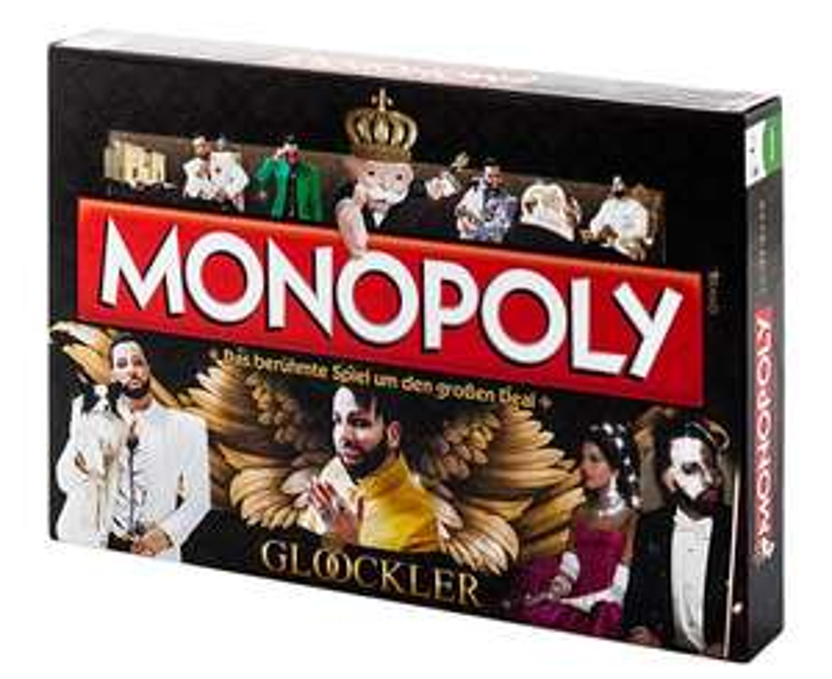 Monopoly GLÖÖCKLER @ TK MAXX Bielany Wrocławskie