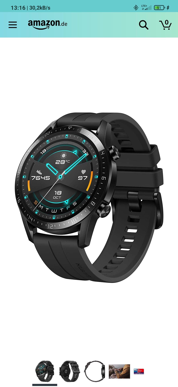 Smartwatch Huawei Watch GT 2 133,33€