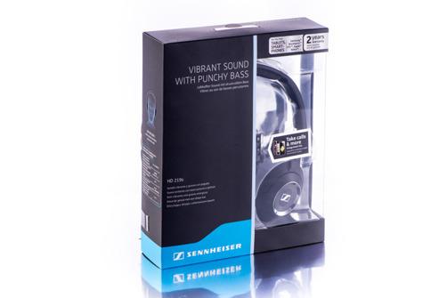 Zamknięte słuchawki nauszne Sennheiser HD 219s ostatnie 2 szt