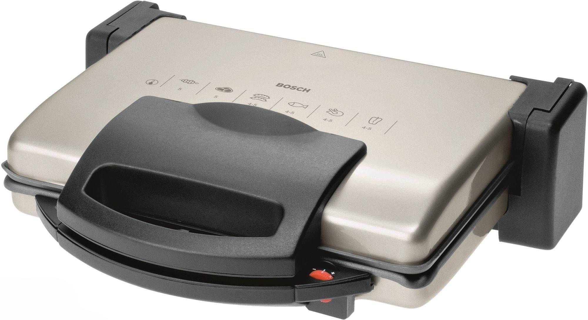 Grill elektryczny kontaktowy BOSCH TFB3302V