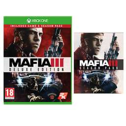 Mafia III Deluxe Edition za 160zł (Xbox One) @ Game