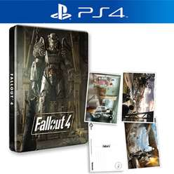 Fallout 4 + steelbook + postcards (PS4) za ok 91zł @ Game
