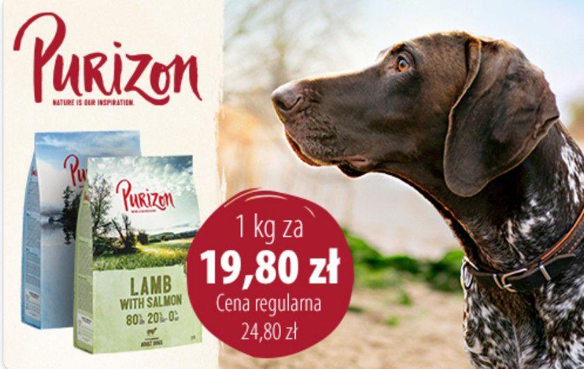 Sucha karma dla psa Purizon Nowa receptura 1kg @ZooPlus