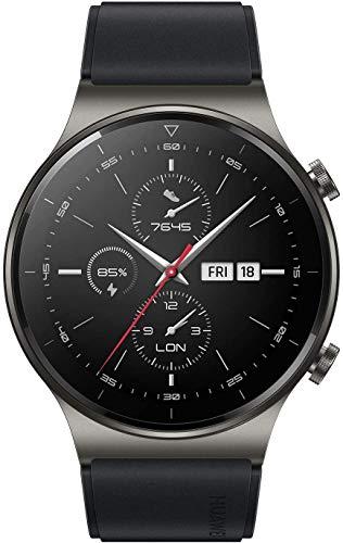 Smartwatch HUAWEI WATCH GT 2 Pro, dwa kolory (niemiecki Amazon, 216,02 euro, cena z polskim VAT i dostawą)