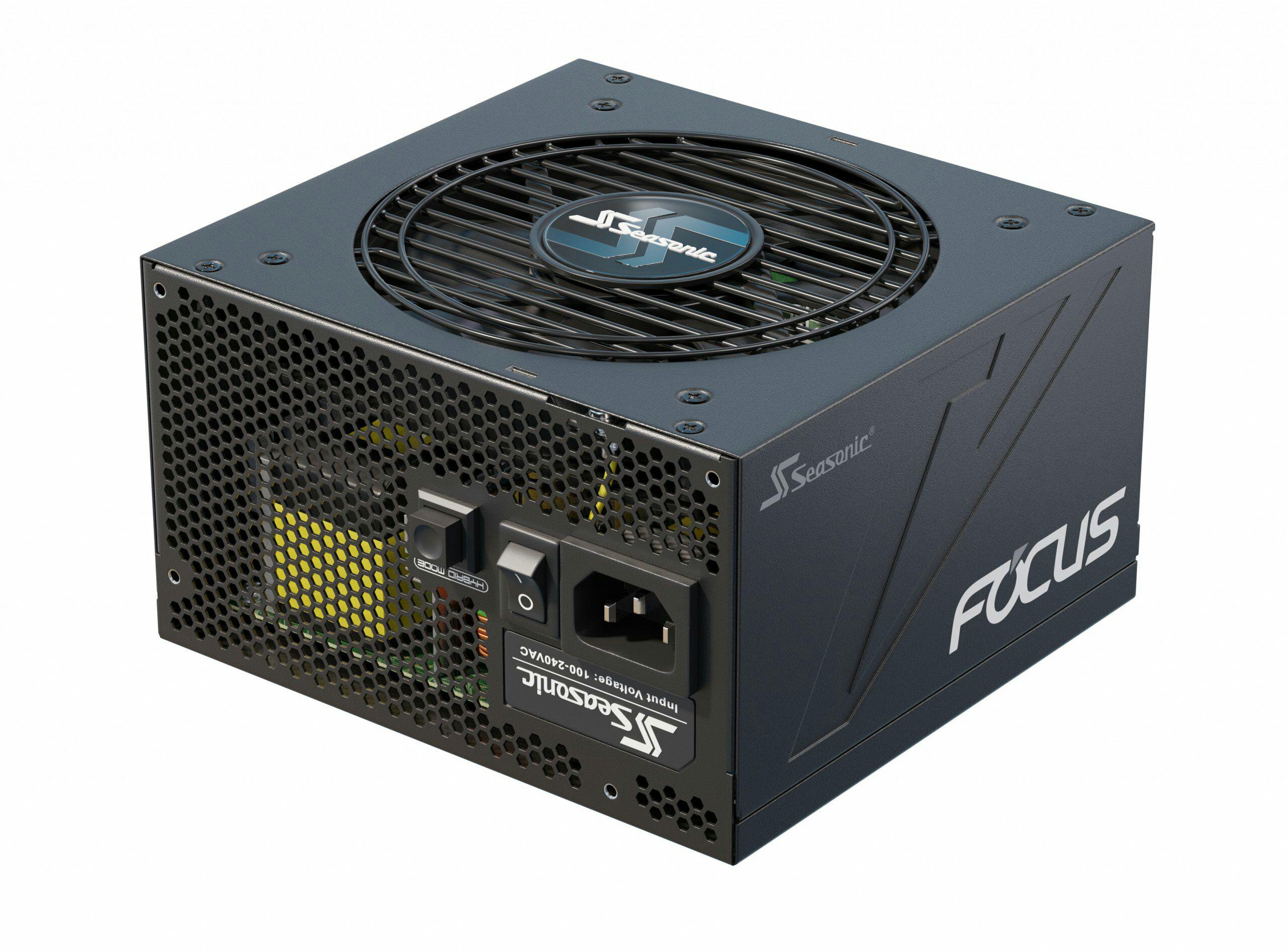 Zasilacz Seasonic FOCUS GX-650 80Plus Gold 650W