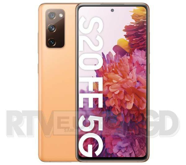 Samsung Galaxy S20 FE 5G możliwy zwrot 400zł