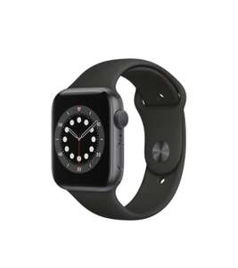 Zegarek Apple Watch 6 44/Space Gray Aluminium/Black Sport GPS