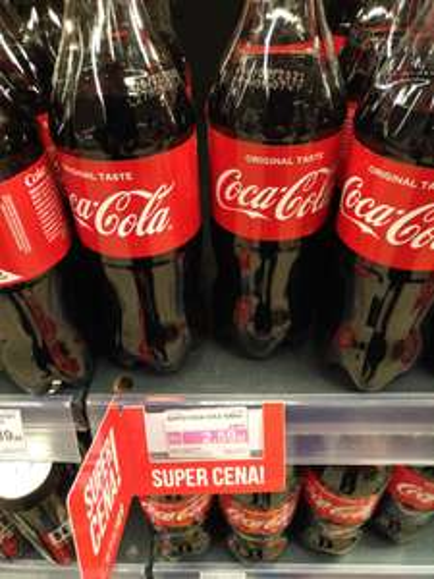 Coca-Cola okazja!!! Eurospar