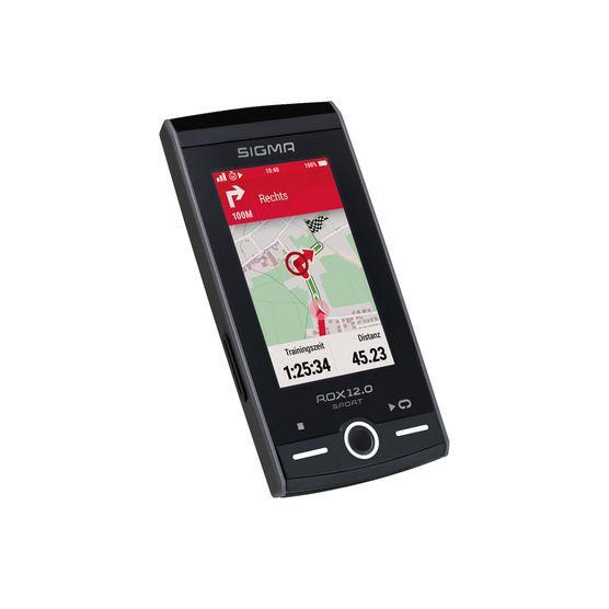Licznik rowerowy z GPS -Sigma Rox 12