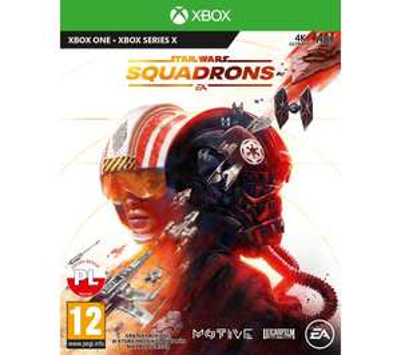 Star Wars Squadrons na wszystkie platformy (PS4 / PS5 / XsX / XboxOne / PC)