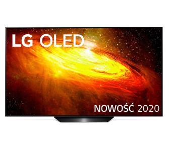 Telewizory OLED LG OLED55BX3 i inne modele
