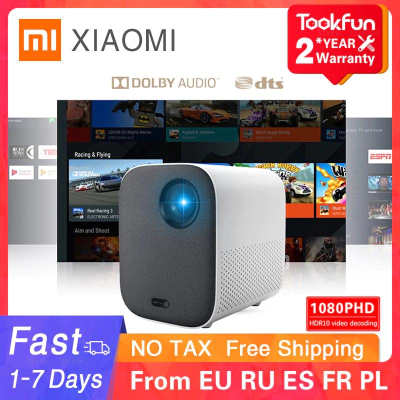 Xiaomi Mijia Projektor Youth Edition MJJGTYDS02FM DLP, FullHd, Android TV 9, $447.64