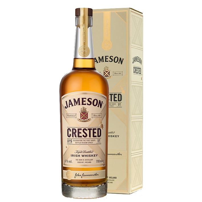 JAMESON CRESTED 0,7L Duży Ben