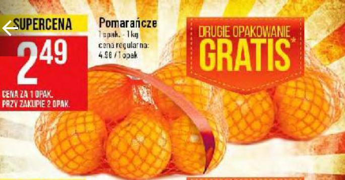 Pomarańcze, 1kg. PoloMarket