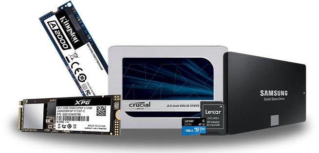 Tydzień Pamięci w Morele.net (np.Karta Lexar 633x MicroSDXC 128 GB za 59,99 zł )