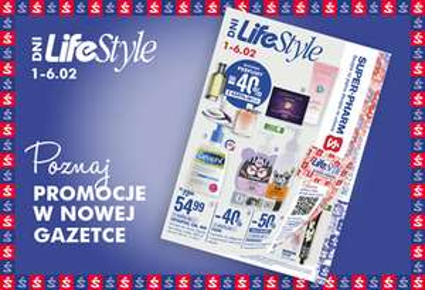Dni LifeStyle 1-6.02 w Super-Pharm