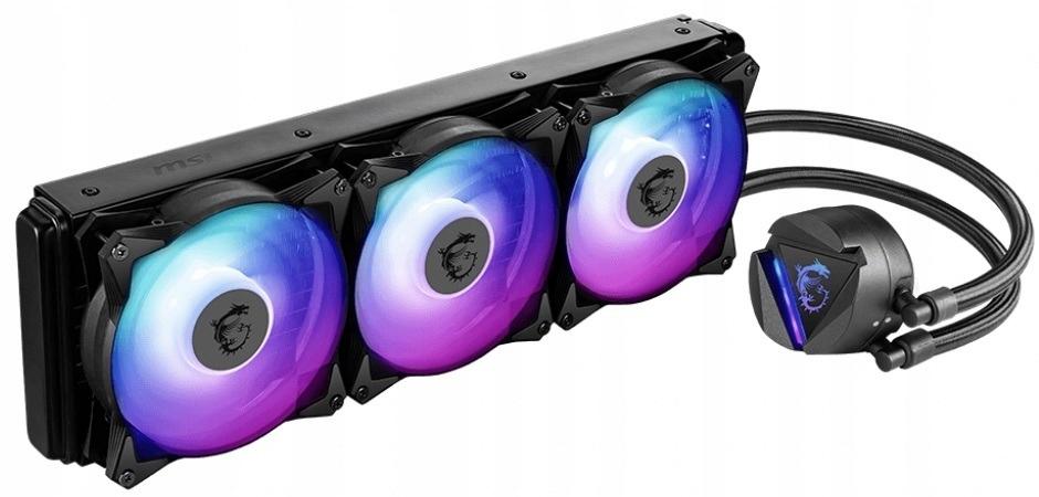 Chłodzenie wodne procesora MSI Mag Core Liquid 360R (a wersja 240R za 419zł)