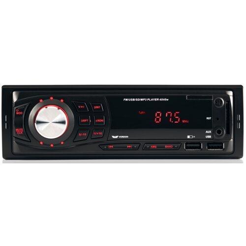 Radio samochodowe VORDON HT-110 Detroit SD USB, odb.os.0zł