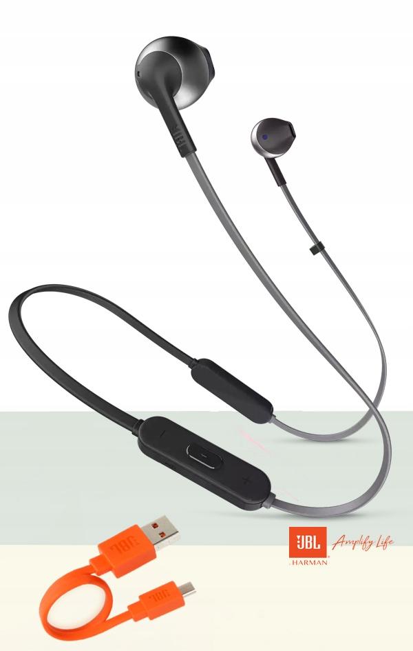 Słuchawki bezprzewodowe JBL Tune T205BT