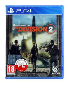 TOM CLANCY'S THE DIVISION 2 / PS4 / POLSKA WERSJA