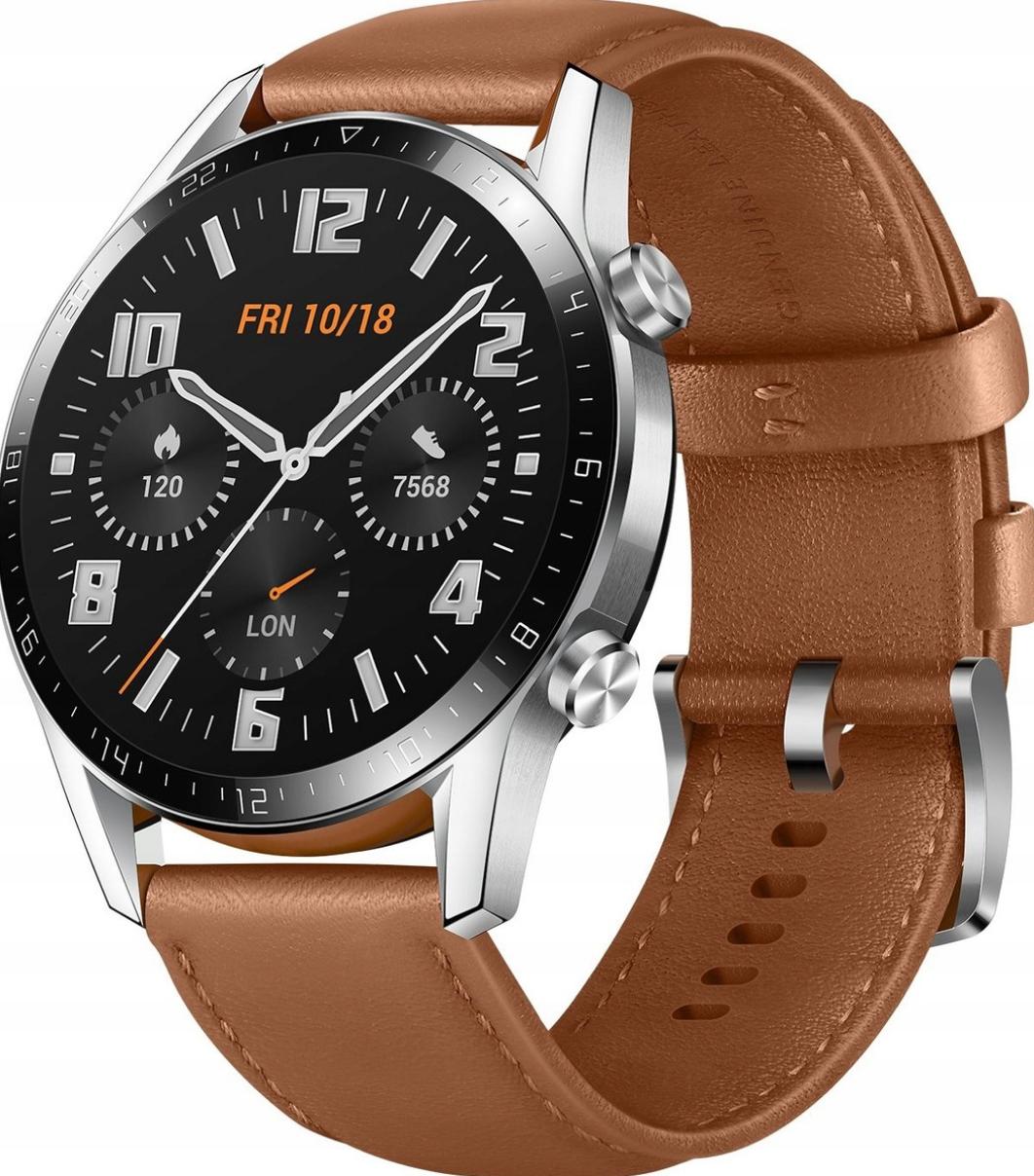 Huawei watch GT 2 Srebrny