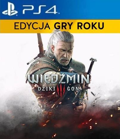 Wiedźmin 3: Dziki Gon - Edycja Gry Roku (PS4) - historycznie niska cena w PlayStation Store