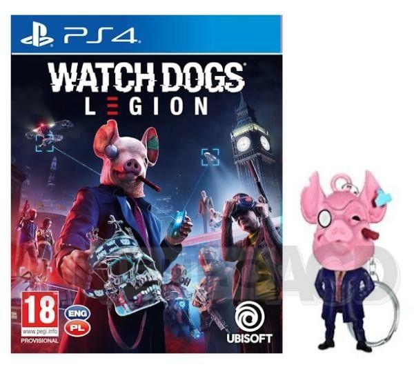 Watch Dogs Legion i inne tytuły Ubisoftu w promocji w RTV Euro AGD