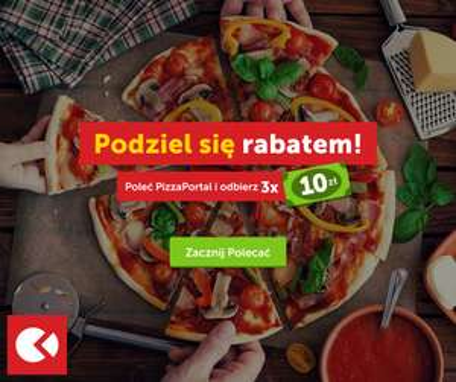 Pizzaportal 3x10zł
